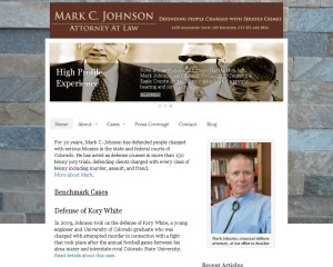 Markcjohnson.com